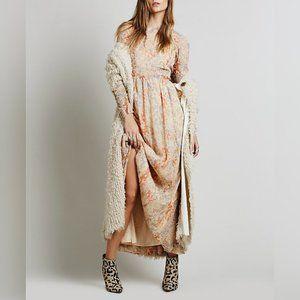 Free People Slip Beyond Maxi Dress Size 6